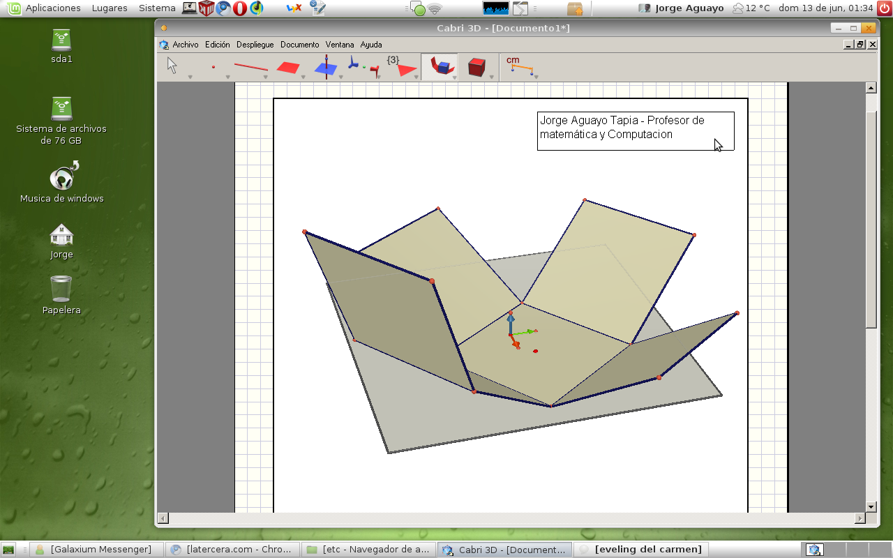cabri geometre 3d