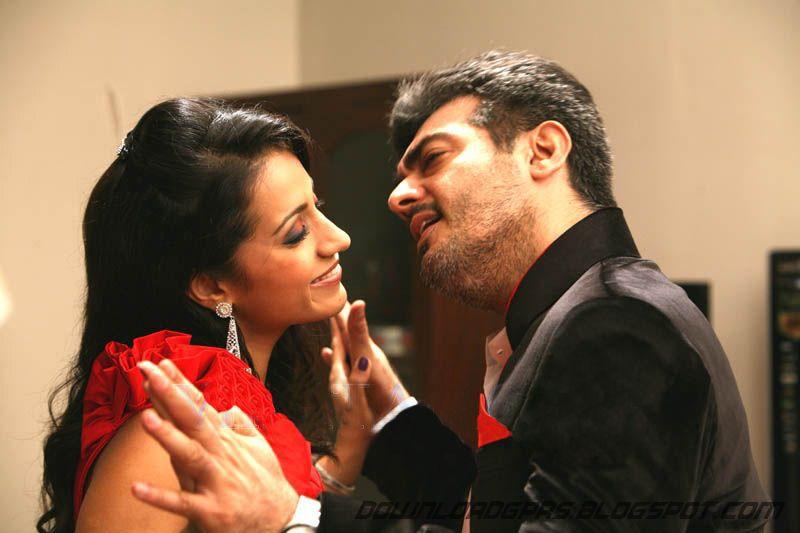 Mankatha Movie Latest Photogallery,Ajith Trisha In