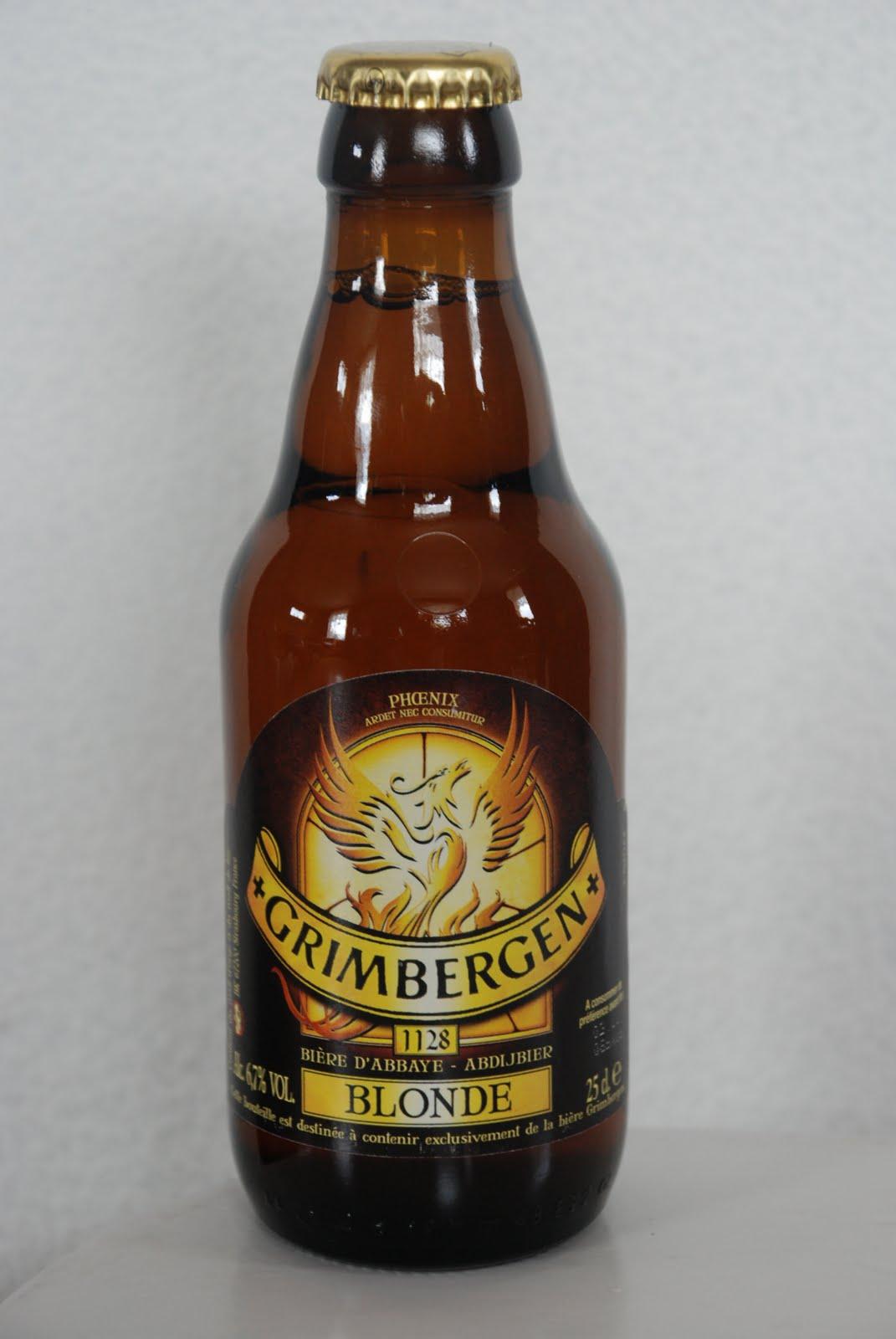 0fe50a3d Grimbergen Blonde har en kosefaktor på 6,7% og har en lekker ølete farge.  Det er lite lukt av dette ølet, og smaken er grusom. Dette brygget må være  silt ...