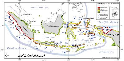 GEOGRAFIIWAN PETA GEOLOGI INDONESIA