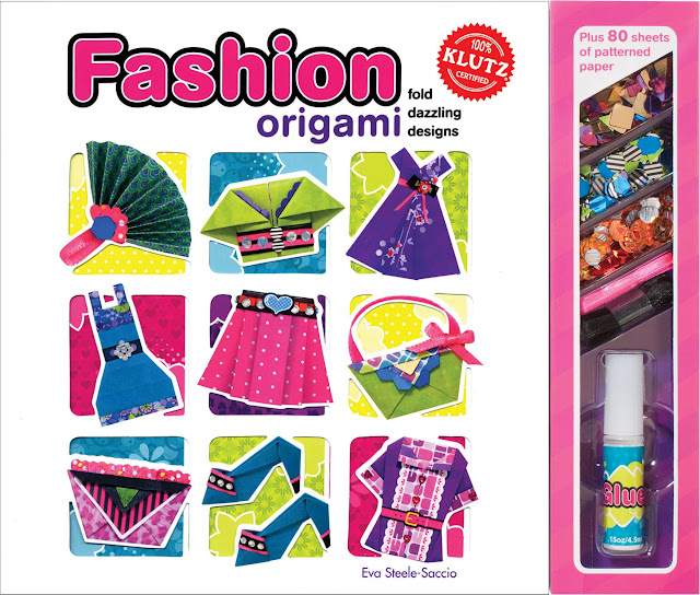 Fashion Origami Klutz Kit book cover
