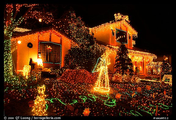 English Yankee Bling Bling For An American Christmas