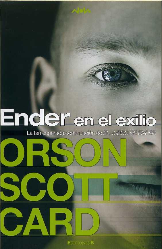 Ender en el exilio - Orson Scott Card