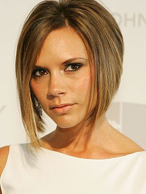 posh spice haircut. Beckham hairstyles