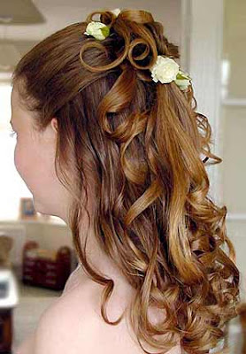long wedding hairstyles fashion in wedding