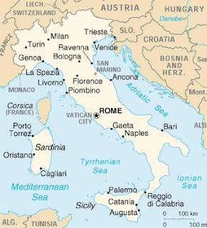 aeroportos de italia mapa O Diário das Minhas Viagens: Itália (Roma) aeroportos de italia mapa