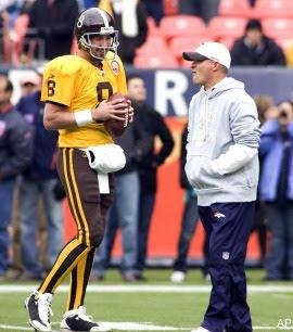 the best attitude 5b910 73c3e Arizona Dan's Blog: Denver Broncos AFL Legacy Throwback Uniform