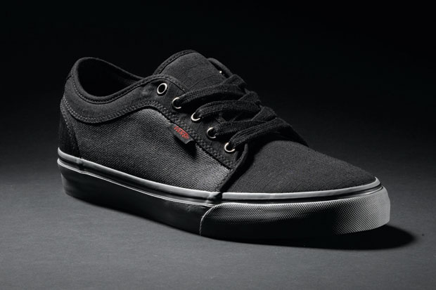 175b34011c Vans teams up with Zumiez for two special edition Chukka Lows. Featuring a  slim