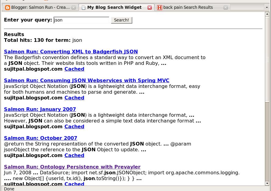Beaches] Convert javascript object to json tool