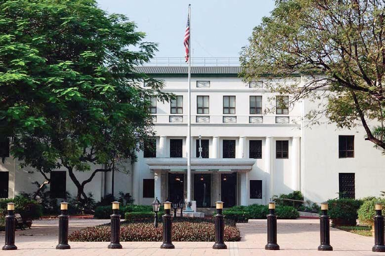 Us Embassy Manila Map Directions, Routes, Maps, Shortcuts in Metro Manila: How To Get To