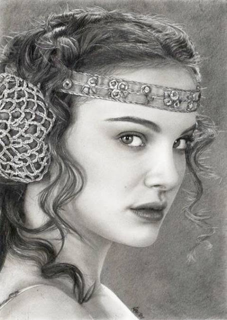 Great pencil sketches