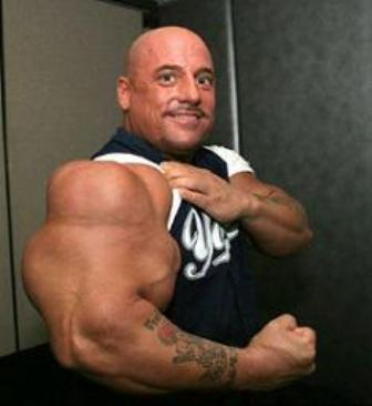 world bodybuilders pictures: big arms Greg Valentino
