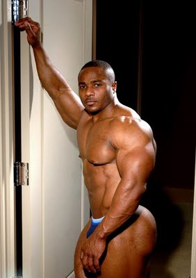 world bodybuilders pictures: black african bodybuilders