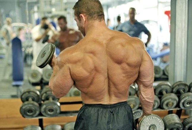 Bodybuilder Health: Jaroslav Horvath: 2004 Hungarian Pro