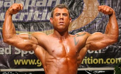 Strong Women's Styles: German muscles builder chad lewis