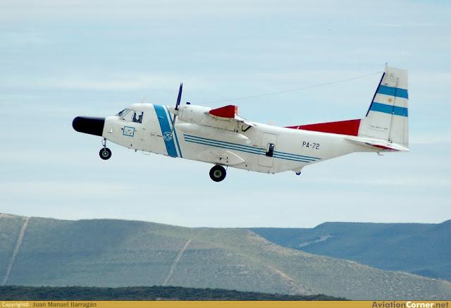 """Resultado de imagen para Prefectura avión PA-72"""""""