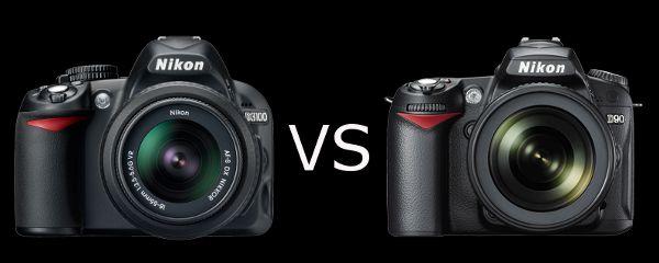 Nikon D3100 vs Nikon D90 & Art of the Image: Nikon D3100 vs Nikon D90