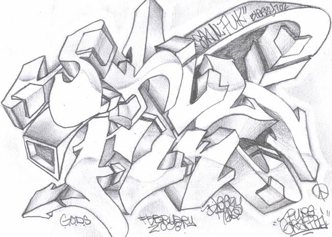 Best Graffiti How To Draw Graffiti Art