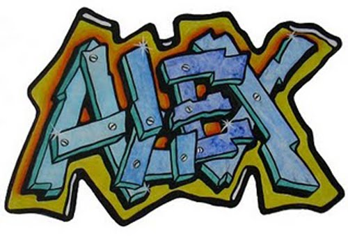 Collections Graffiti Style: How to Draw Graffiti Names ...