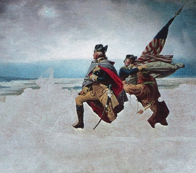 Washington Crossing the Delaware\
