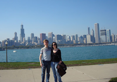 Heather and Michael in Chicago