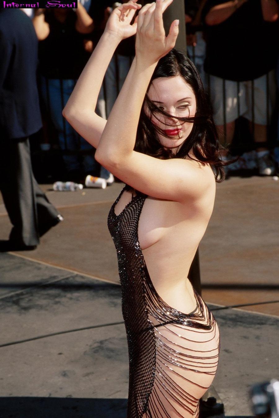 Rose mcgowan naked