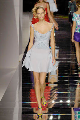 Valentino Paris Fashion Week Featuring Supermodels From The World's Top Female Modeling Agencies