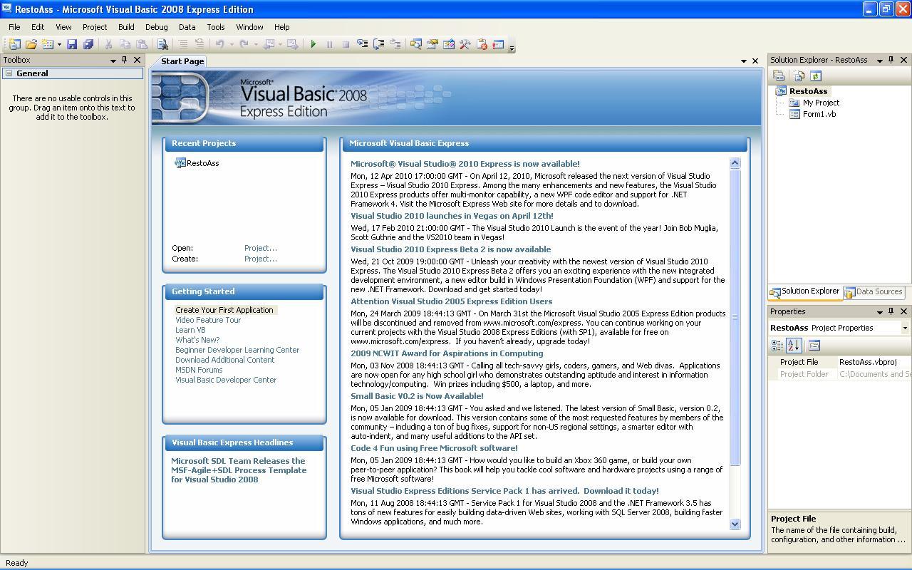 Manual Visual Basic 2008 Express Pdf - officeupload