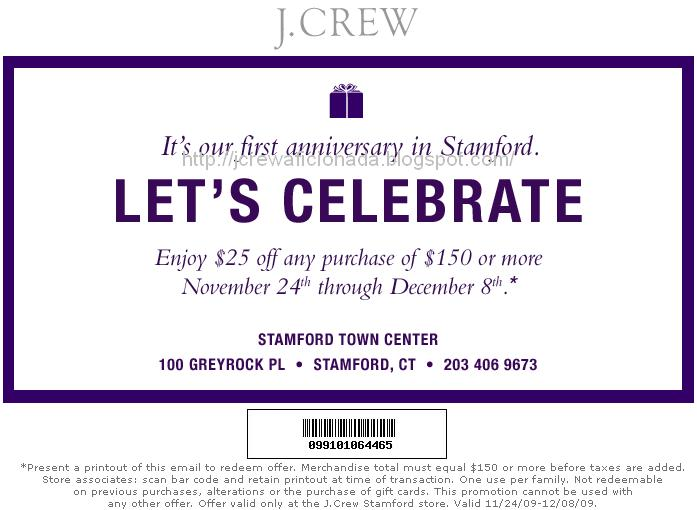 j crew factory outlet coupon