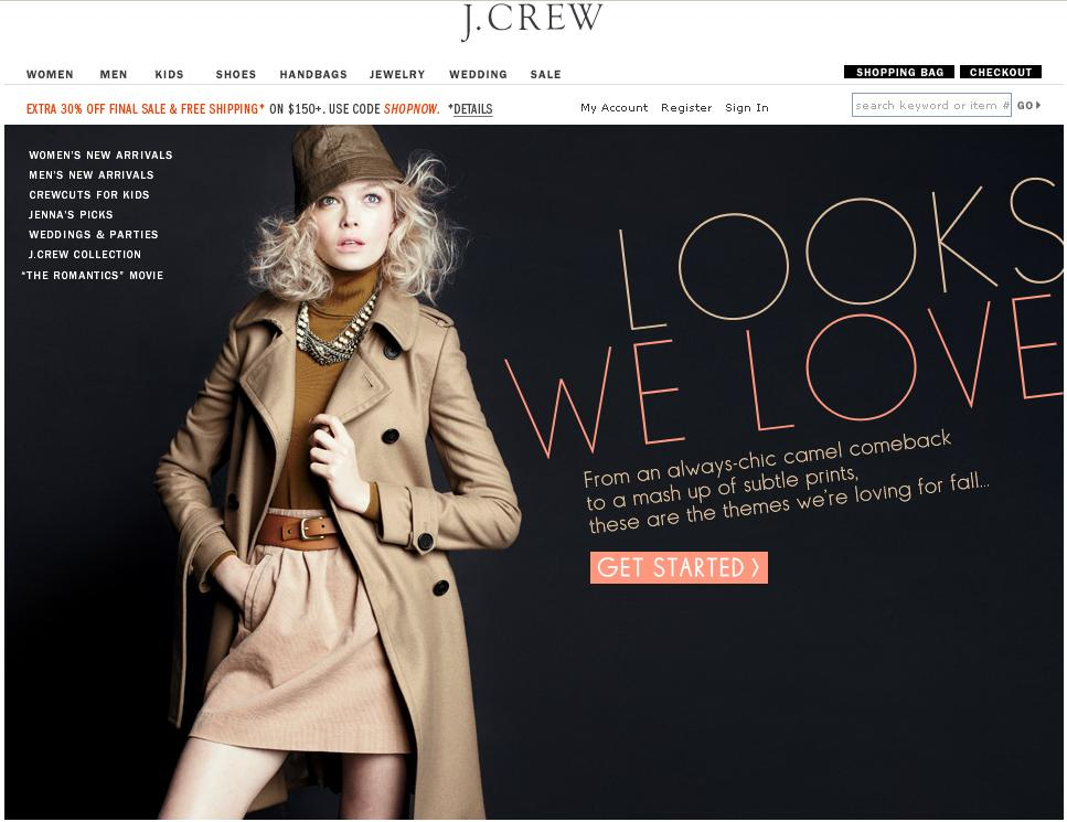 ec24abe4c to many of you, including GigiOfCA, eggytarty, socialscientist, & AppGal  (in this post), as well as Marietta & Irina, who let us know that J.Crew  had an ...