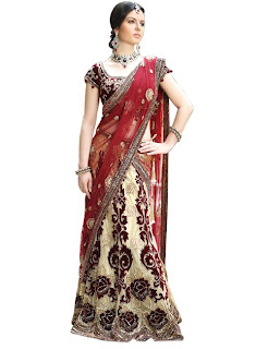 Indian Wedding Lehengas, Wedding Lehengas in India