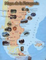 Patagonia Cartina Geografica.Patagonia Express