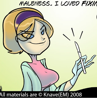 That femdom men being ballbusted in cartoons