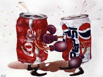 Coke v. Pepsi