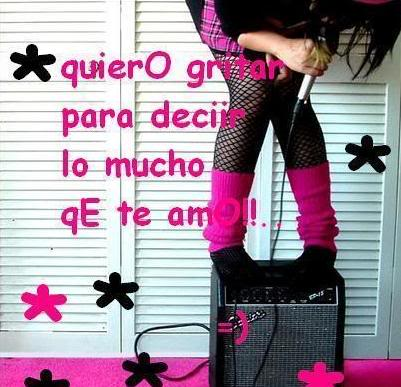 Chicas Emo Con Frase Imagui