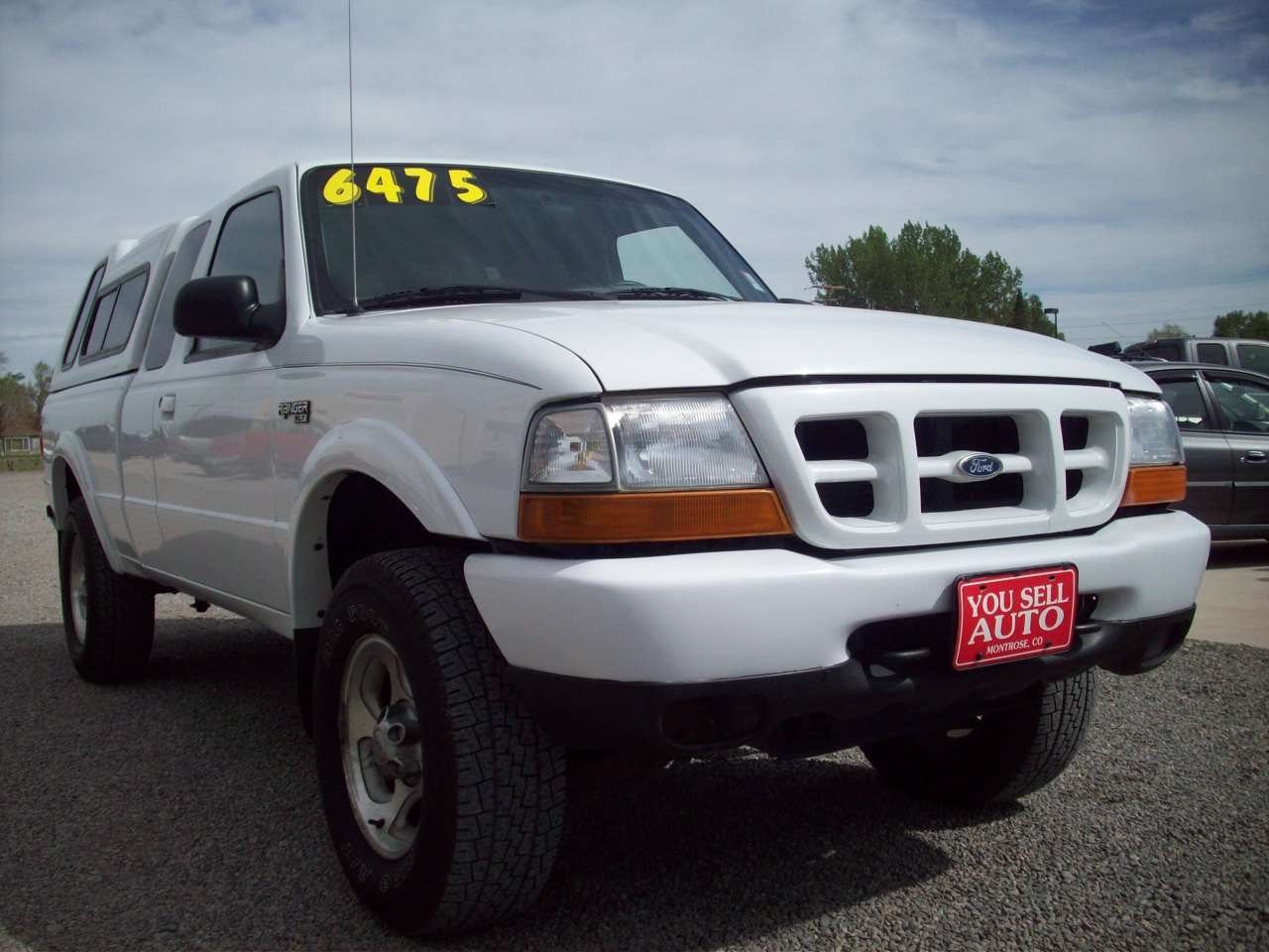 you sell auto 2000 ford ranger xlt 4x4 sold. Black Bedroom Furniture Sets. Home Design Ideas