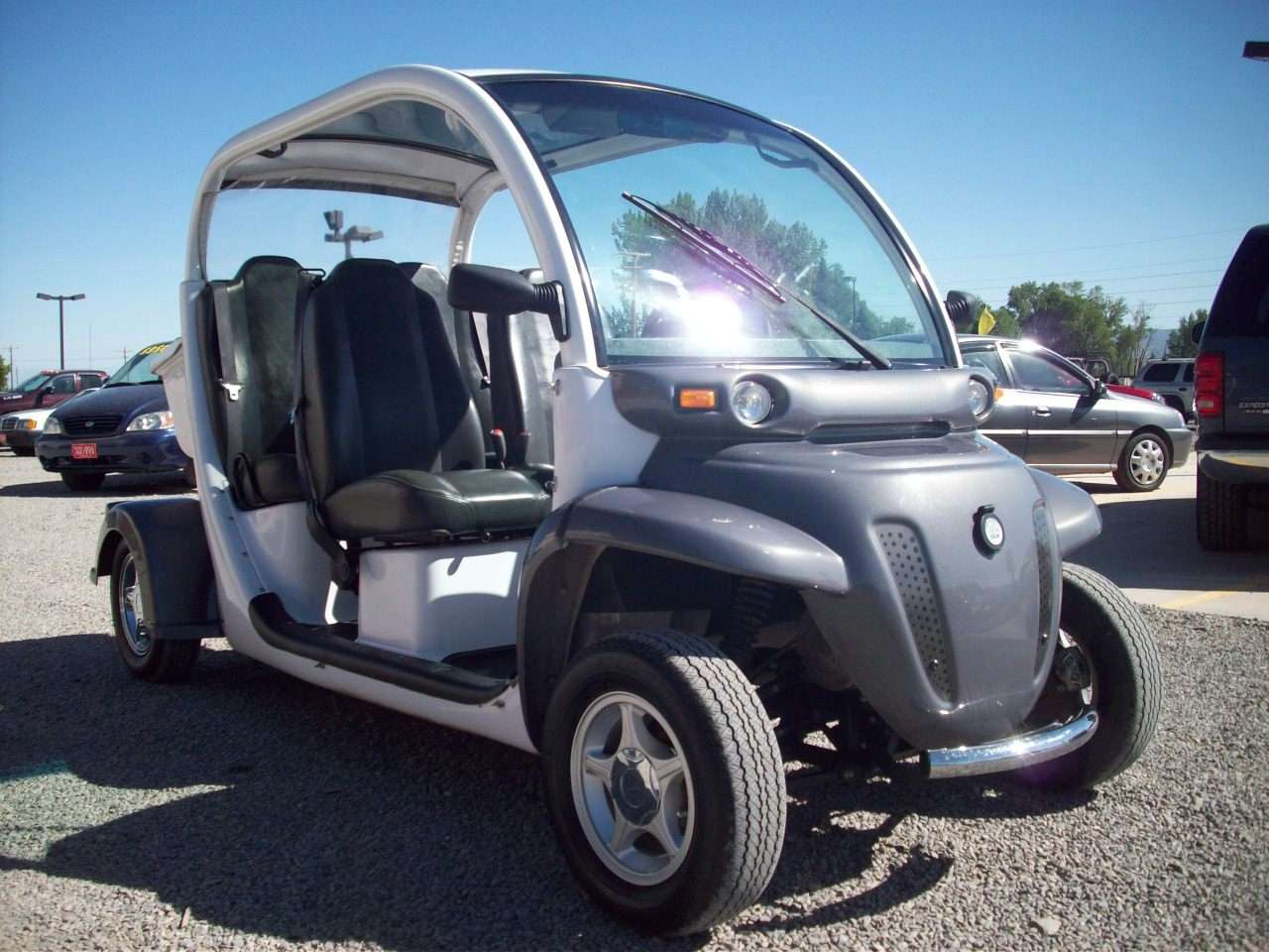 2007 Gem E4 Electric Car Sold You Sell Auto