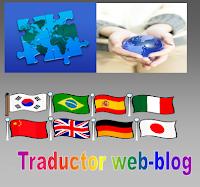 Traductor con banderas animadas para tu blog 1