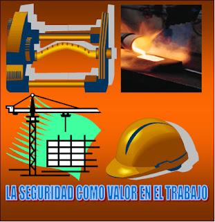La seguridad como valor en el trabajo 1