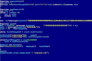 BugiX - Security Research: CVE-2010-0188 - Adobe Pdf libtiff