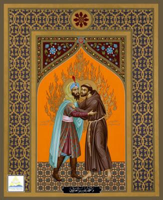 saint francis muslim Saint francis and the sultan by brother robert lentz saint francis and the sultan by brother robert lentz saint francis and the sultan by brother robert lentz.