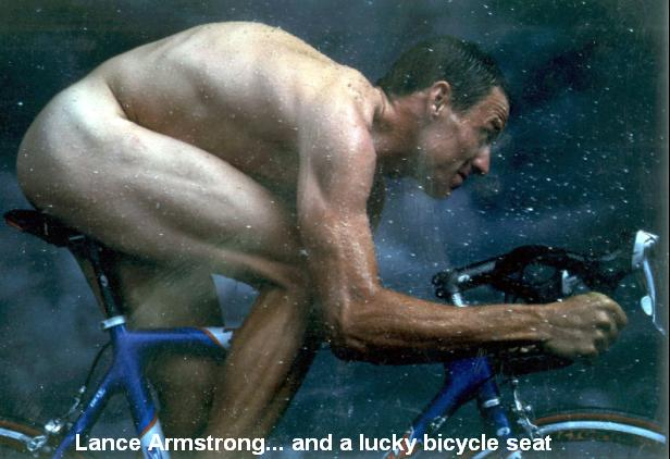 Nude pics of lance armstrong