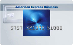 Amex Blue Rewards Card for Businesses!