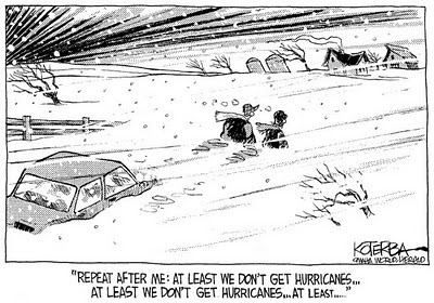 At least No Hurricanes