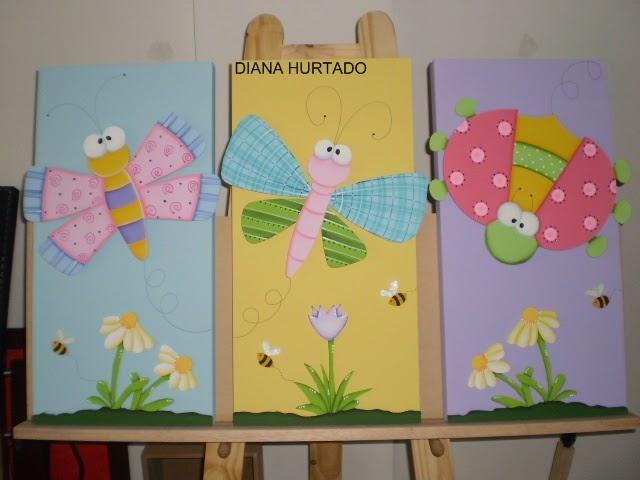 Art decorativo decoracion cuartos de ni as - Decoracion de habitaciones infantiles nina ...
