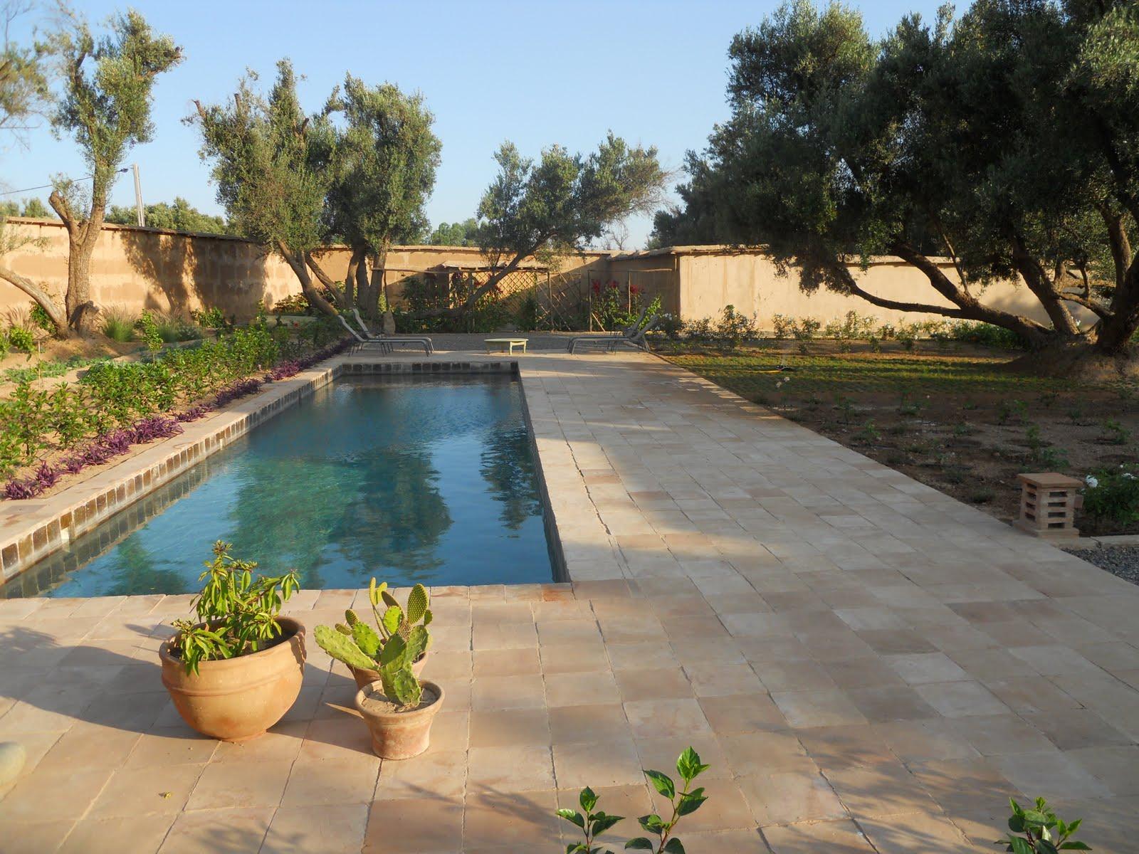Location maison piscine taroudant avie home for Location villa avec piscine agadir