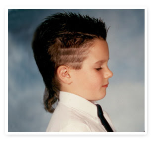 Hair Style Photo: Mullet Hairstyle