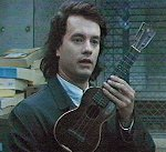 tom hanks ukulele