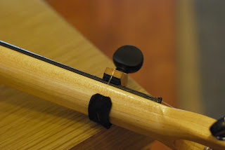 volcapo rear of ukulele neck