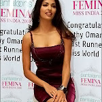 Hot Indian Model Parvathy Omanakuttan